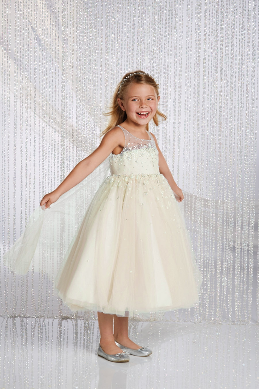 d6c36ed1bad Alfred Angelo Flower Girl Dresses - Nini Dress