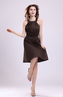 great discount price remains stable brand quality Brown Cocktail Dress - Nini Dress