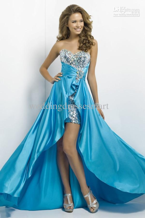 Cheap High Low Prom Dresses f1AHMfoW