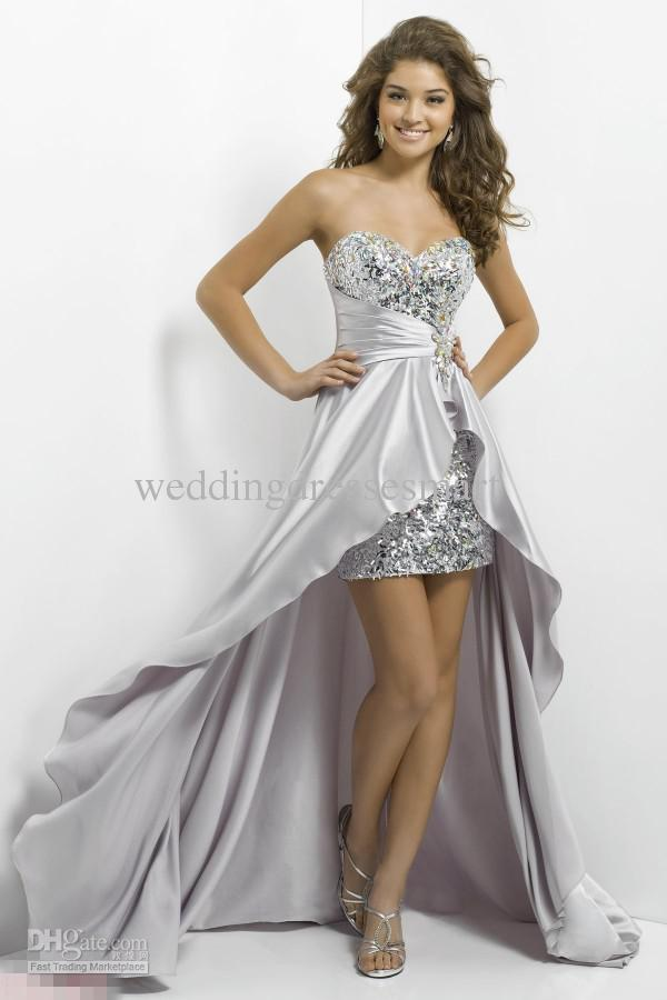 Cheap High Low Prom Dresses 7IQMx5X5