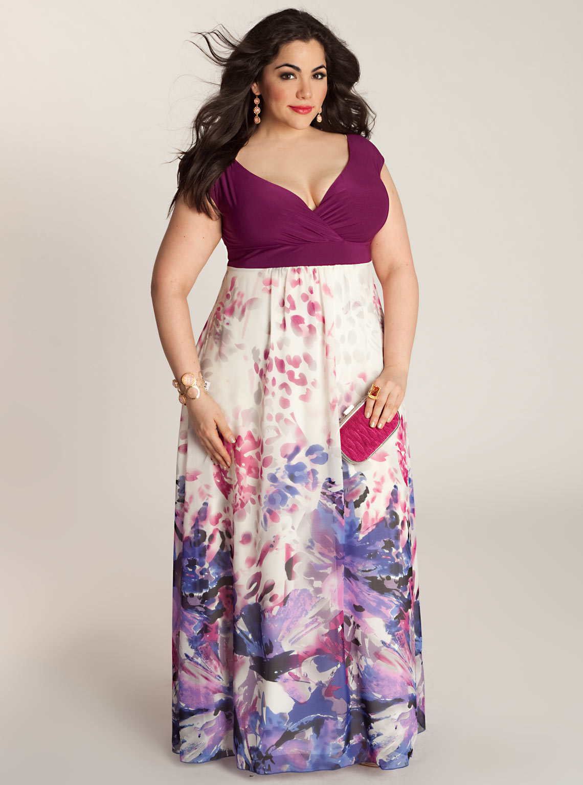 Cheap Plus Size Maxi Dresses - Nini Dress