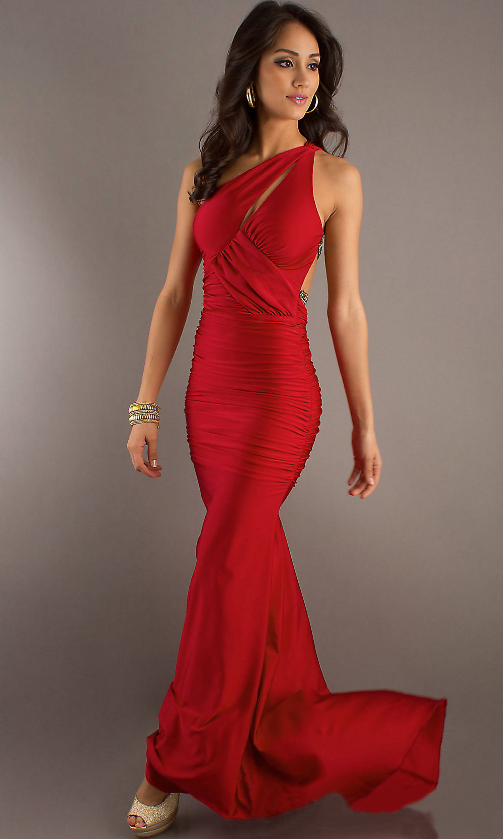 Cheap Red Prom Dresses - Nini Dress