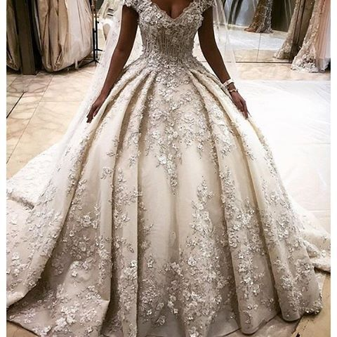 Extravagant Wedding Dresses Nini Dress