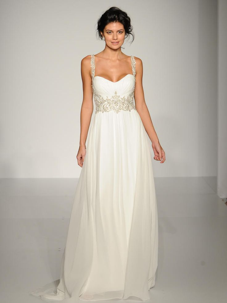 Grecian Wedding Dress.Grecian Wedding Dress Nini Dress