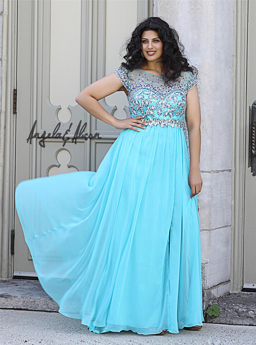 Imágenes de Plus Size Formal Dresses Affordable