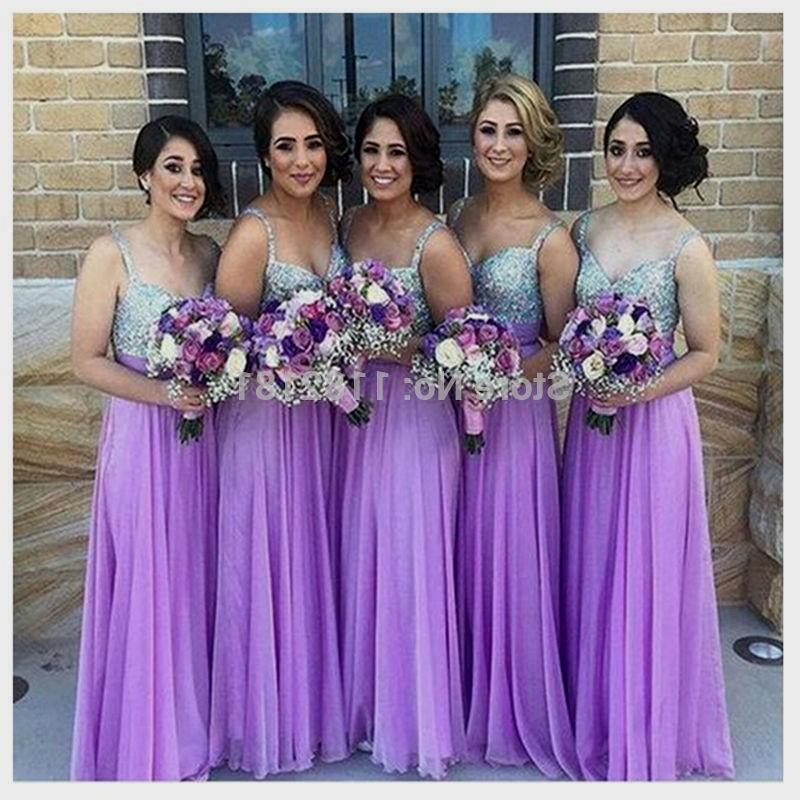 5d341cdffdc9 Light Purple Bridesmaid Dresses - Nini Dress