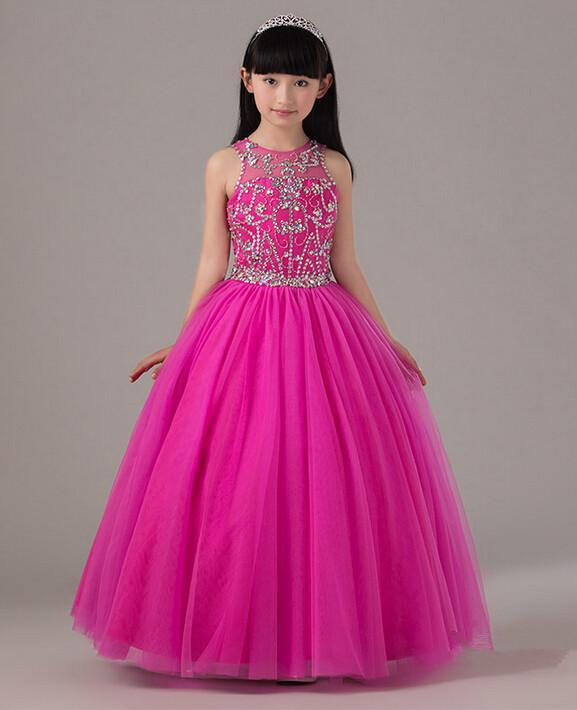 Little Girl Party Dresses - Nini Dress