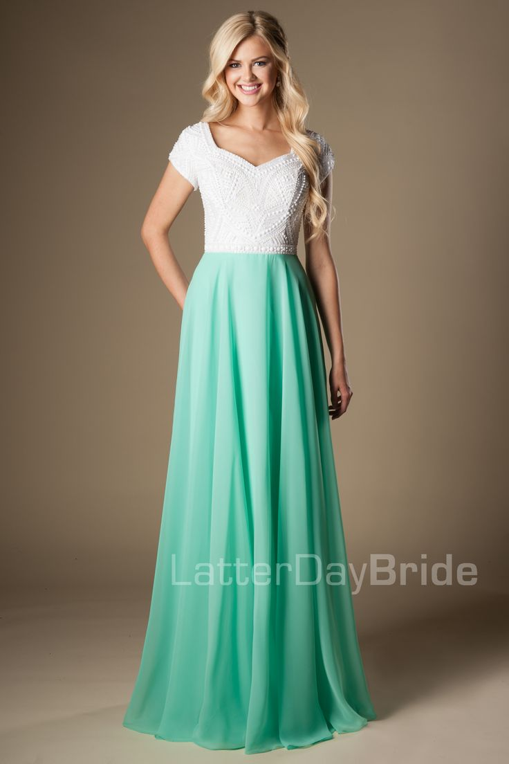 a2f86e3c8bb1 Where To Buy Modest Prom Dress