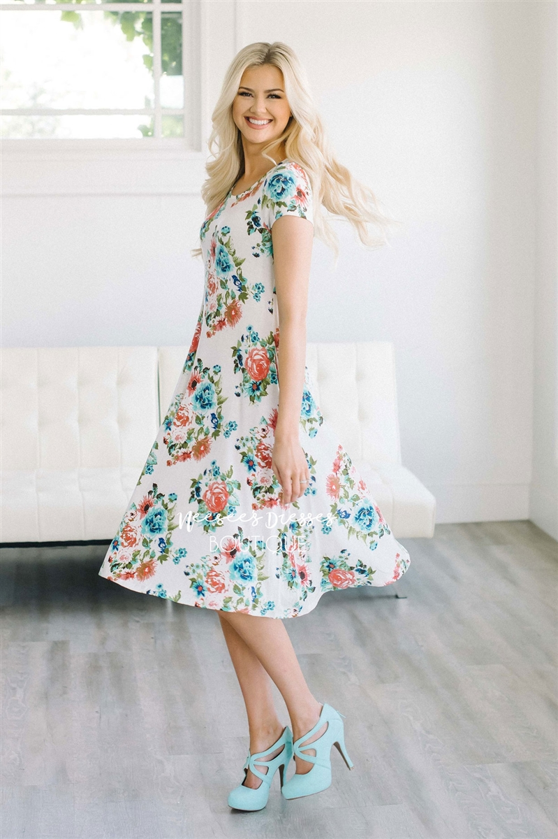 Modest Summer Dresses tmWCYxEb