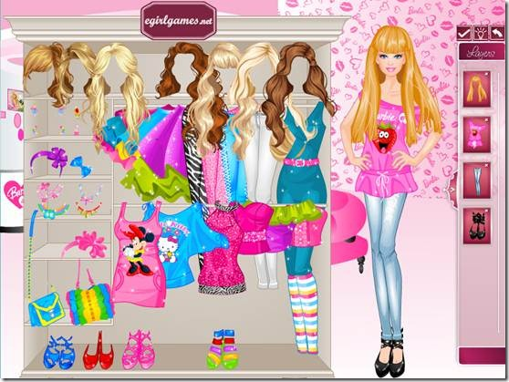 dress up games for girls to play free