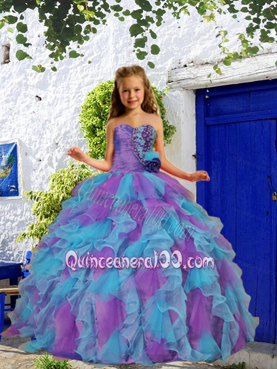 Pageant Dresses For Girls Cheap - Nini Dress