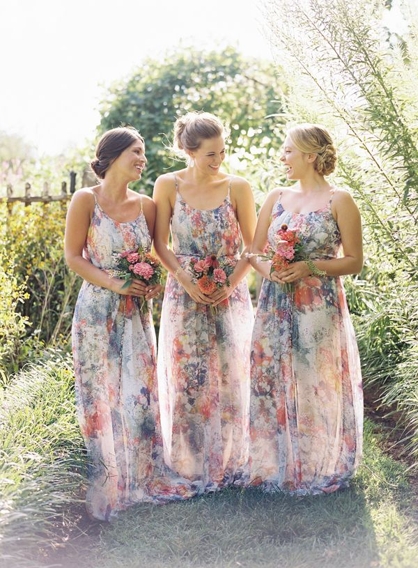Patterned Bridesmaid Dresses 9bV7stkx