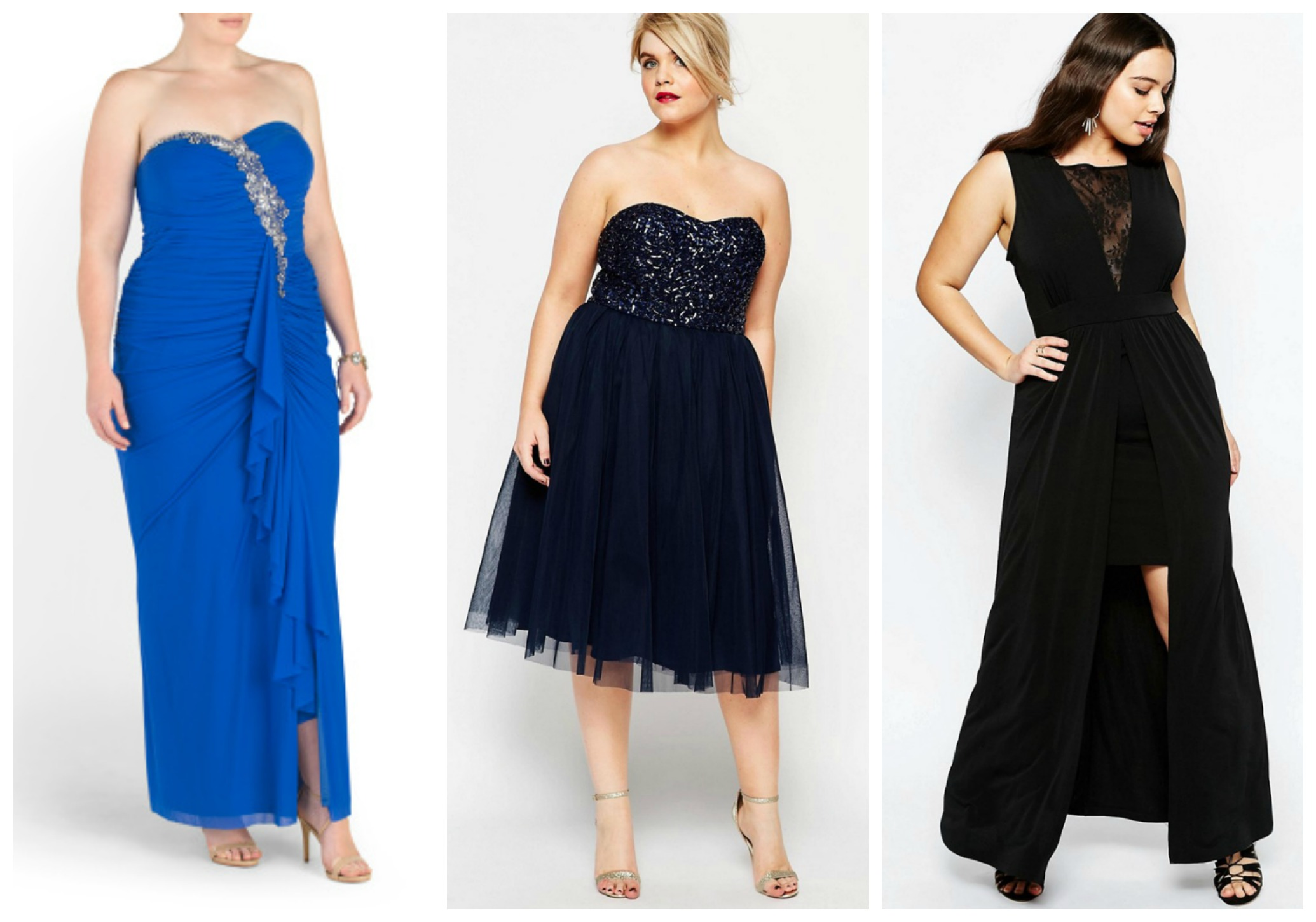 Plus Size Formal Dresses Under 100 - Nini Dress