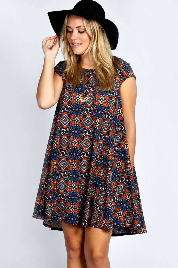 Plus Size Summer Dresses - Nini Dress