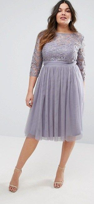 Plus Size Wedding Guest Dresses - Nini Dress