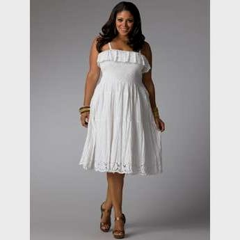 White Summer Dresses Plus Size - The Best Style Dress In 2018