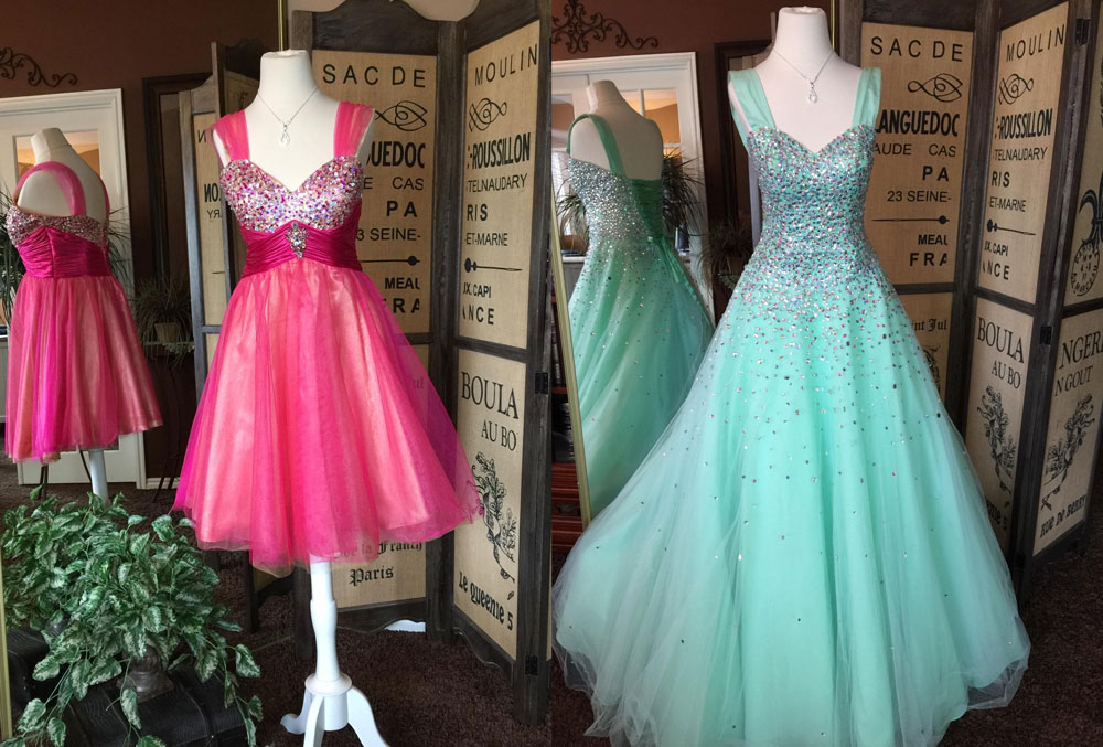 Prom Dress Rental - Nini Dress