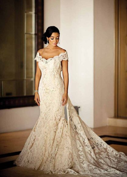 Spanish Wedding Dresses - Nini Dress