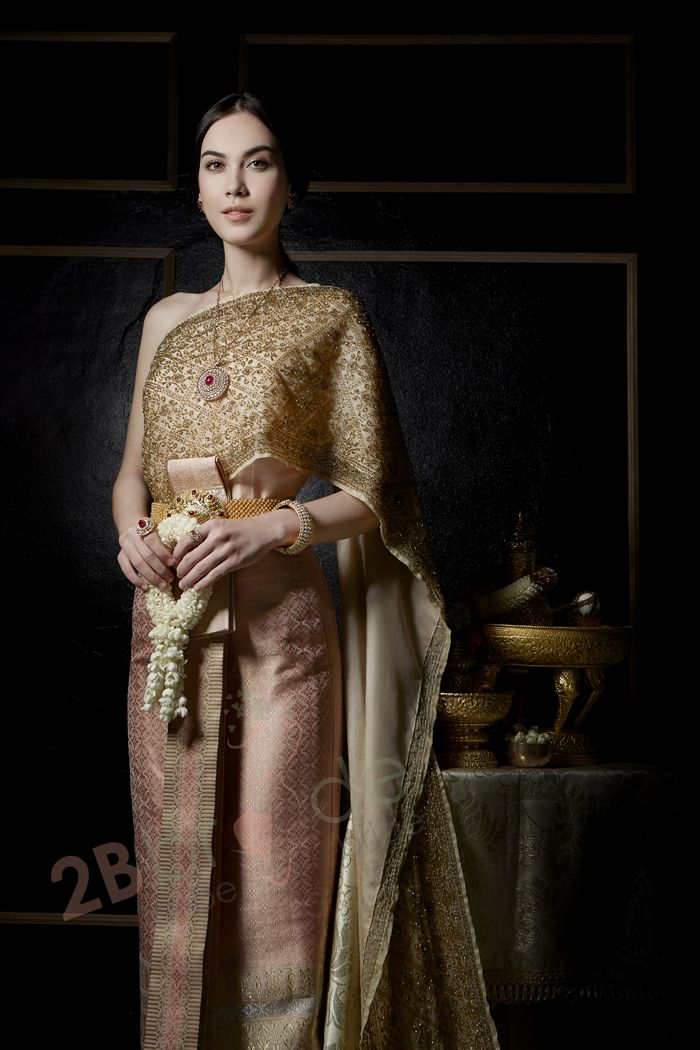 c8666e81d91b Thai Wedding Dress - Nini Dress