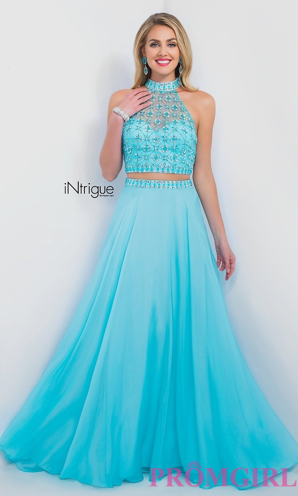 Turquoise Prom Dresses - Nini Dress