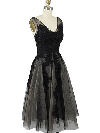 Vintage Party Dresses QP2m4y2X