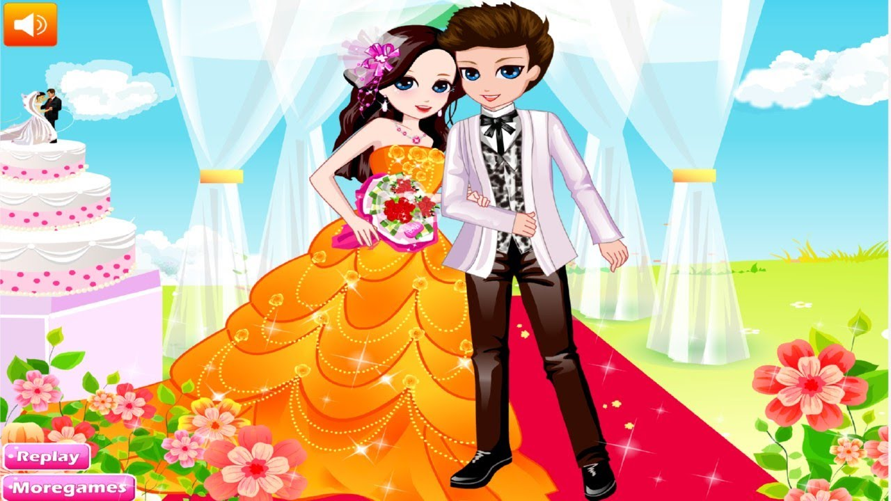 Wedding Dress Up Games For Girls ebBSKtbt