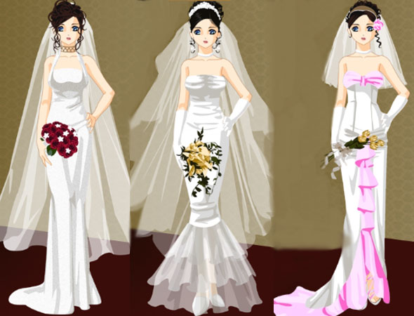Wedding Dress Up Games For Girls i6zIBxDb