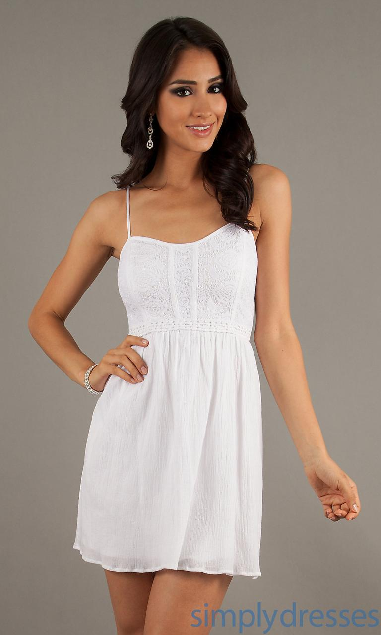 476d739930 White Summer Dresses For Juniors - Dress Foto and Picture