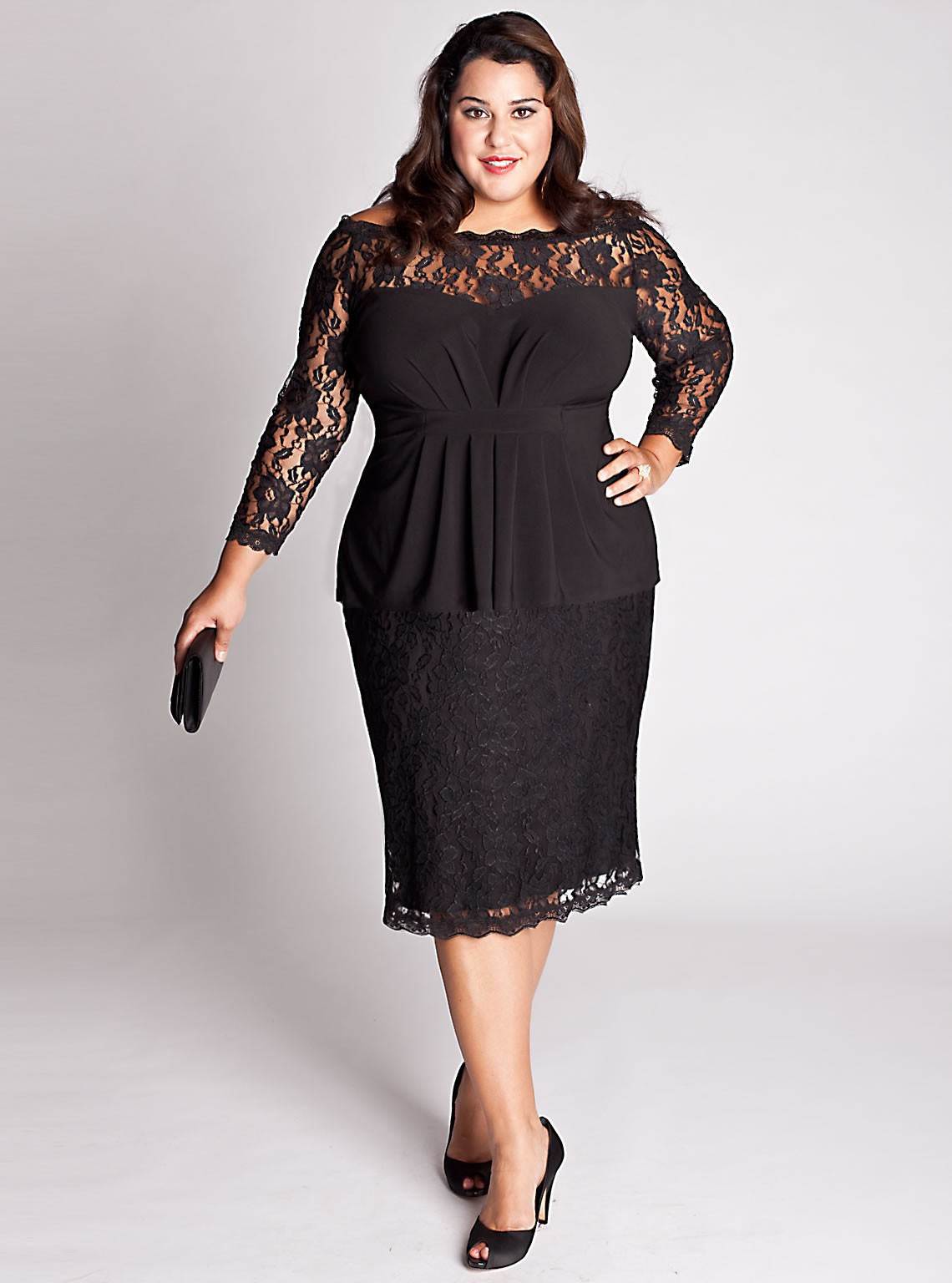 Cheap plus size casual dresses