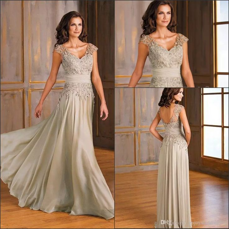 Young Mother of the Bride Dress